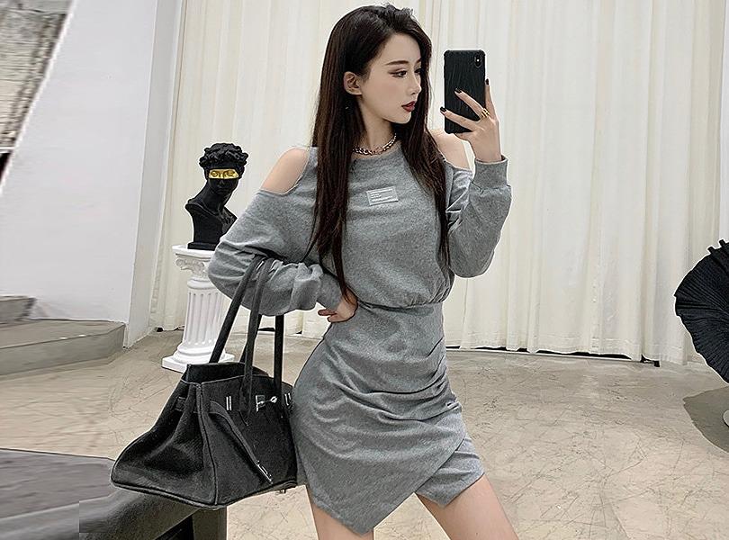 uuzone-루버드원피스♡韓國女裝連身裙