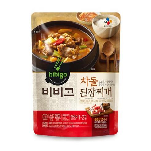 Bibigo 비비고 牛胸脯肉大醬湯 460g