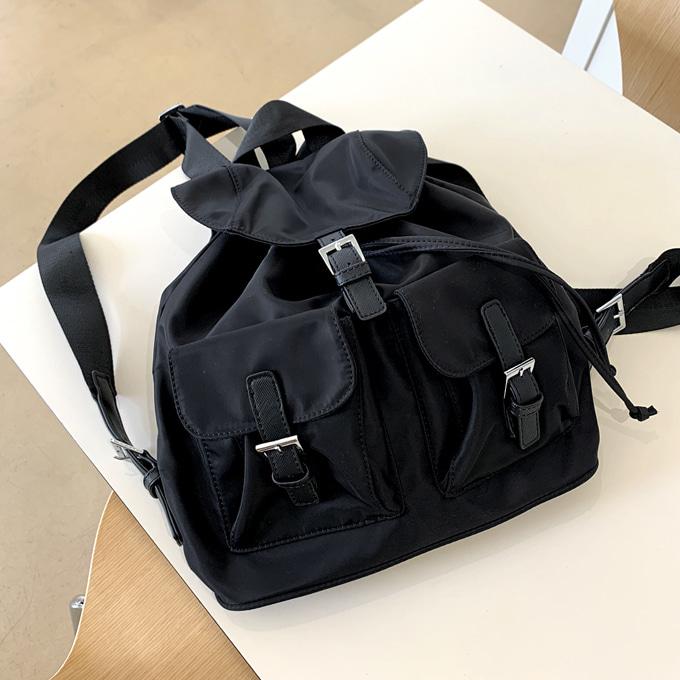 wingsmall-크레임(포켓백팩)♡韓國女裝袋