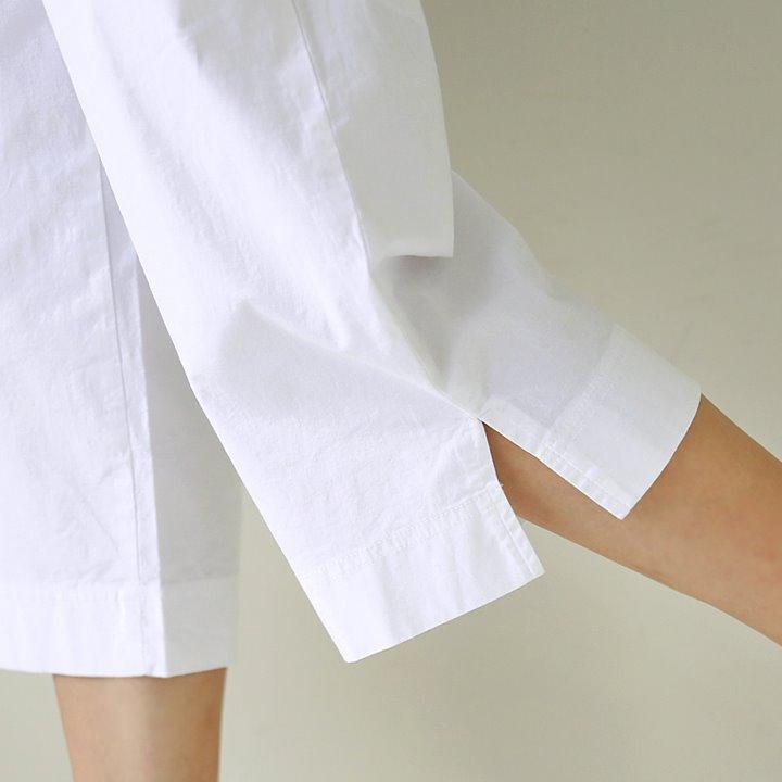 lemite-트임있어 와이드팬츠♡韓國女裝褲