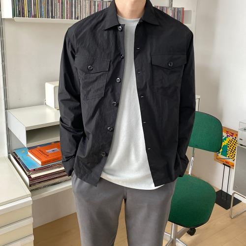 modernsweet-윈드 셔츠 자켓 3color - 모던스윗(modernsweet)♡韓國男裝上衣
