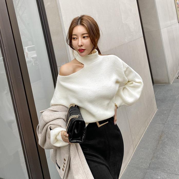dabagirl-미지아트임니트♡韓國女裝上衣