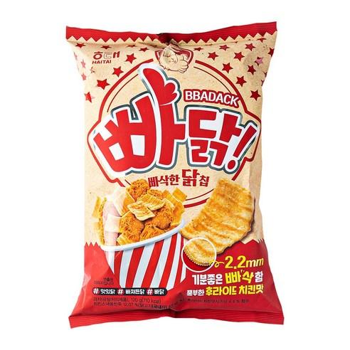 韓國海太 炸雞味薄脆片 120g