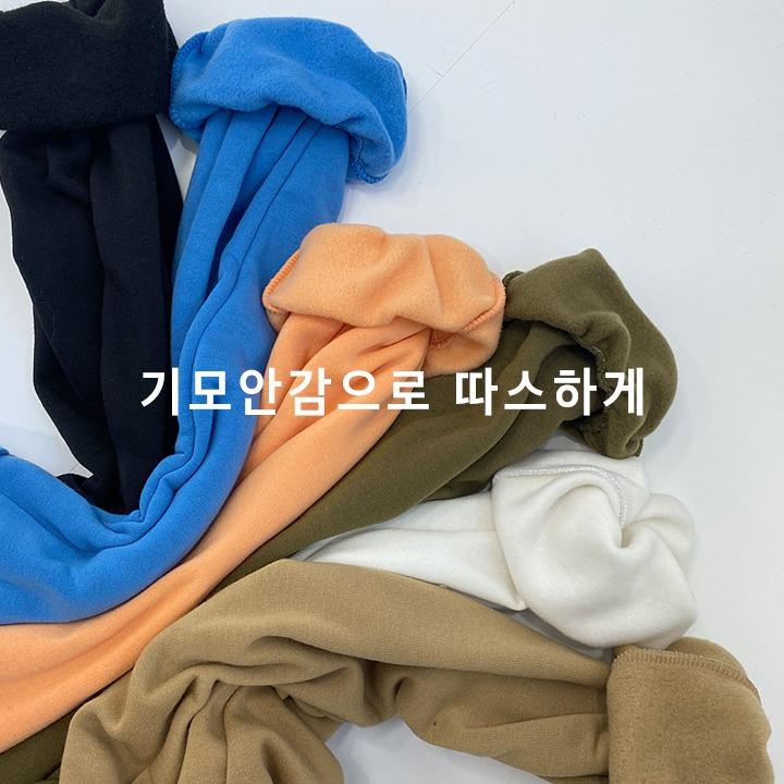 lemite-캐쥬포켓 죠거팬츠(기모안감)♡韓國女裝褲