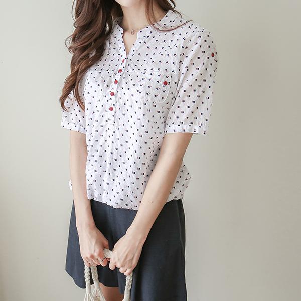 canmart-[모자모셔츠 C061251]♡韓國女裝上衣