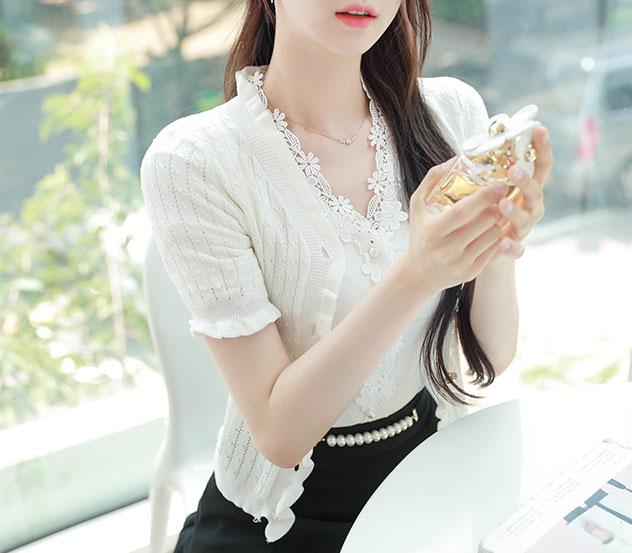 myfiona-잠깐의속삭임*cardigan/a0498♡韓國女裝上衣