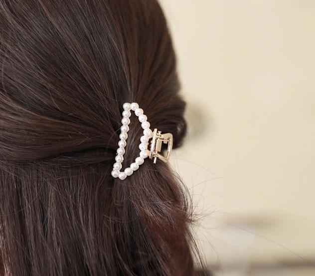 myfiona-라인펄*hairpin/ac2529♡韓國女裝飾品