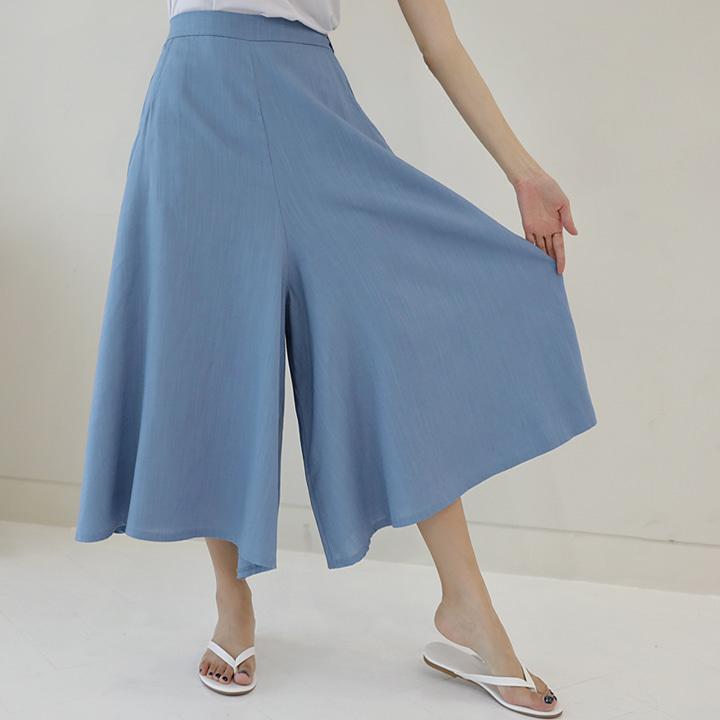 lemite-하늘하늘 치마바지♡韓國女裝褲
