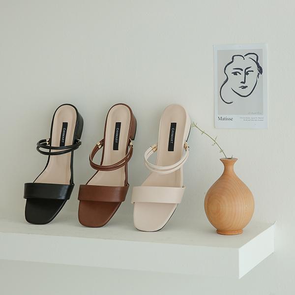 canmart-[[제작]인생샌들&슬리퍼 MA06254]♡韓國女裝鞋