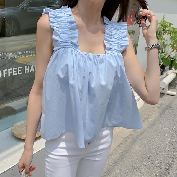 planj-카이나시블랑♡韓國女裝上衣