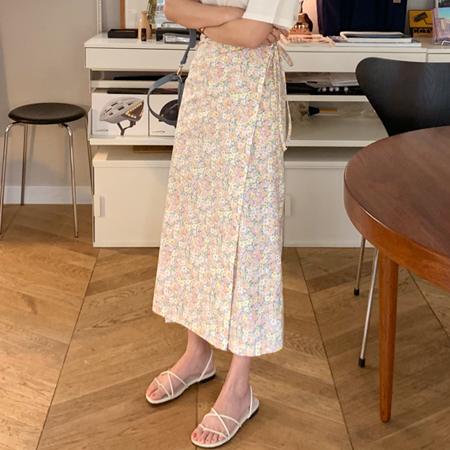 mimididi-[maple wrap♡ 스커트_3243]♡韓國女裝裙