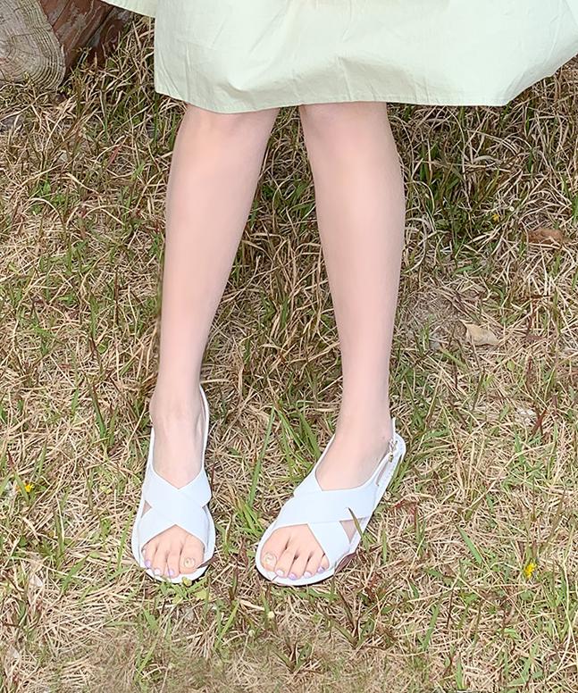 sonyunara-엔젤리스트랩샌들♡韓國女裝鞋