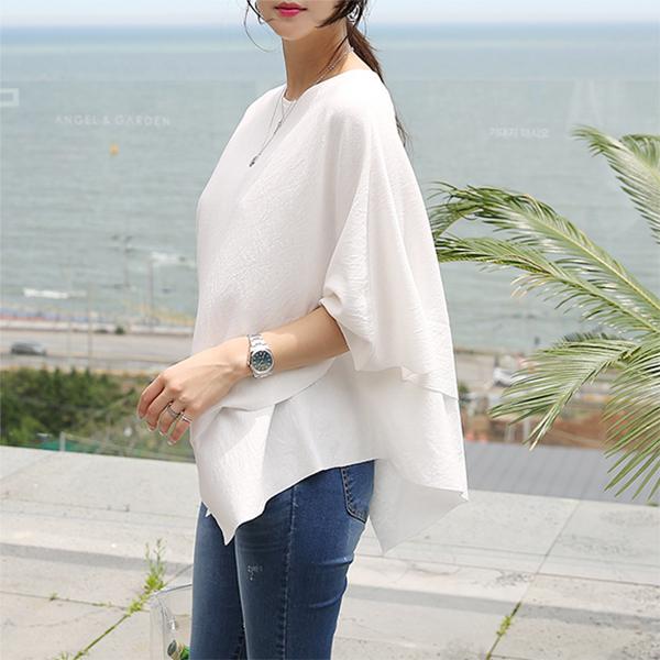 canmart-[텐셀케이프티 C070503]♡韓國女裝上衣