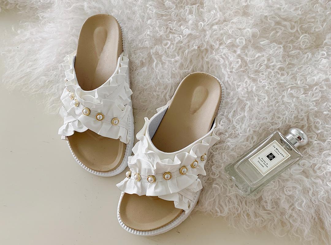 naning9-프루리 쿠션키높이샌들(B07)♡韓國女裝鞋
