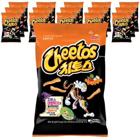 樂天 Cheetos 粟米脆條 一包/60g