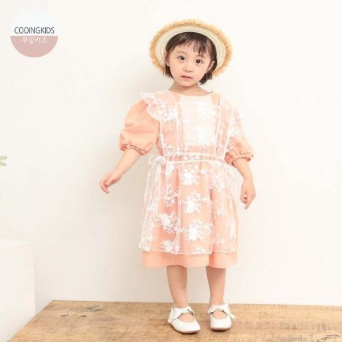 cooingkids-H아모르원피스♡韓國童裝連身裙
