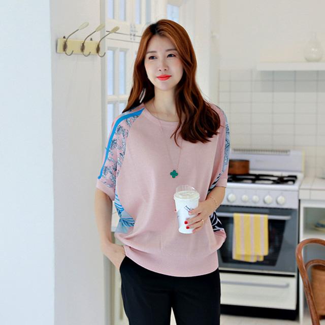 tiramisu-0702가오리블라우스니트♡韓國女裝上衣