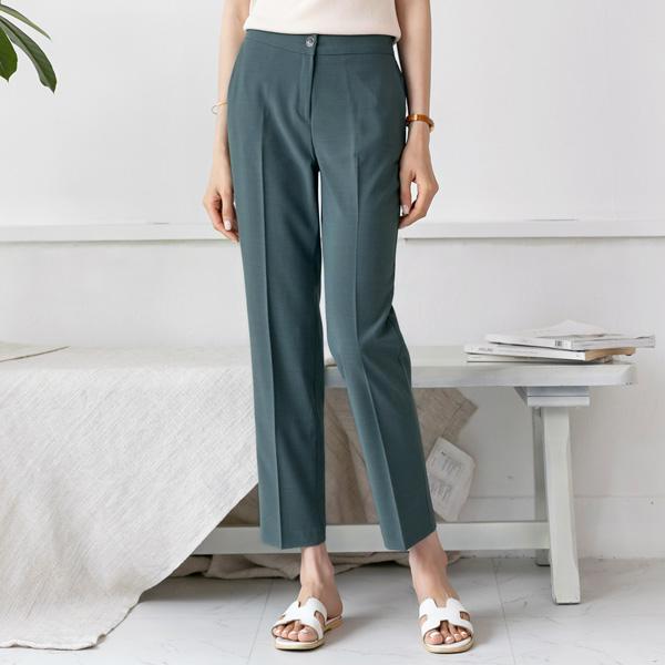 misscandy-[no.18969 심플라인 10부 베이직슬랙스]♡韓國女裝褲