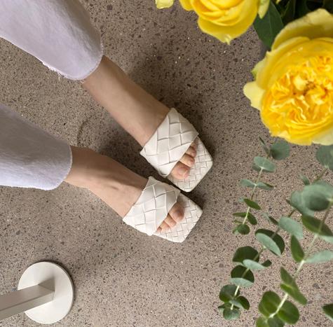 leelin-[넥스트 완소패턴 샌들슈즈]♡韓國女裝鞋
