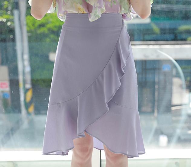 myfiona-페틀*skirt/a0509♡韓國女裝裙