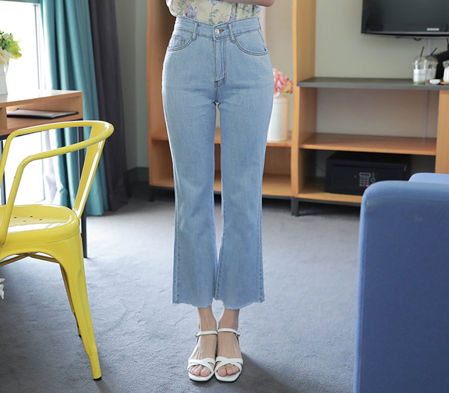 myfiona-스타일부츠컷*pants/a0507♡韓國女裝褲