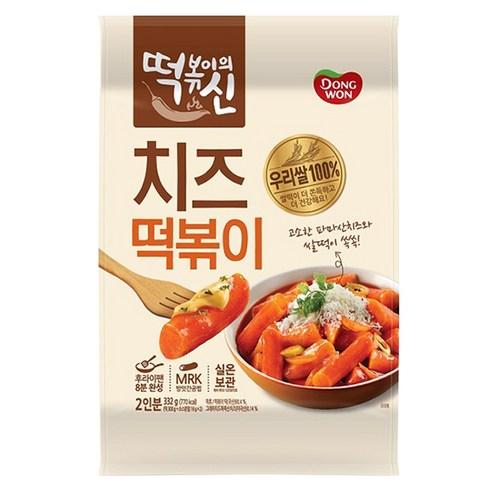 동원 Dongwon  芝士湯年糕 一包/ 332g  (2人份量)