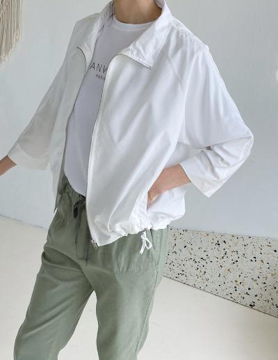 indibrand-스토퍼 윈디 점퍼 (수입)♡韓國女裝外套