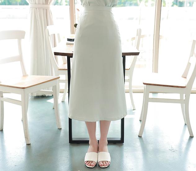 myfiona-산뜻한실키*skirt/a0516♡韓國女裝裙