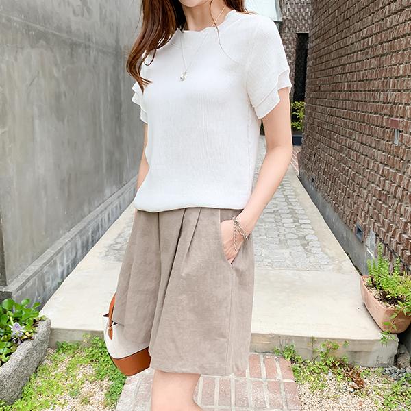canmart-[엠더블티셔츠 C062929]♡韓國女裝上衣