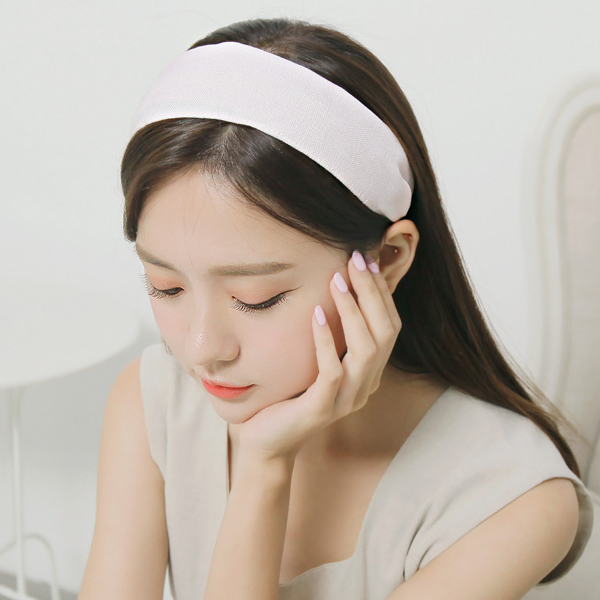 soo-soo-[썸씽 헤어밴드 (18H529) [10color]]♡韓國女裝飾品