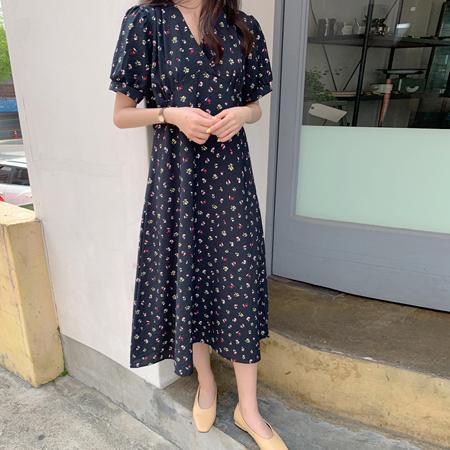mimididi-[black♡ 원피스_5256]♡韓國女裝連身裙