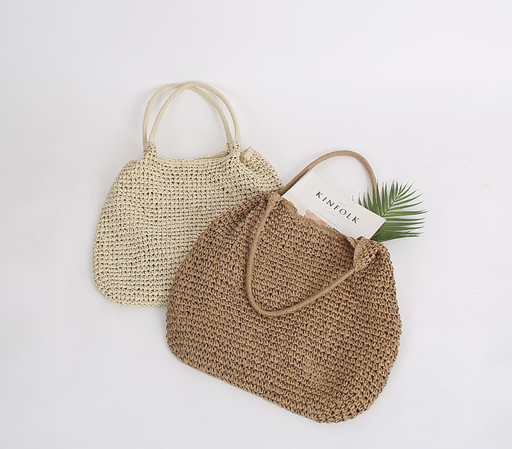 編織藤籃軟身手袋