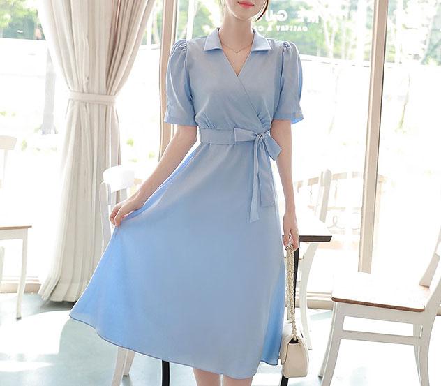 myfiona-데일리페미닌*ops/a0510♡韓國女裝連身裙