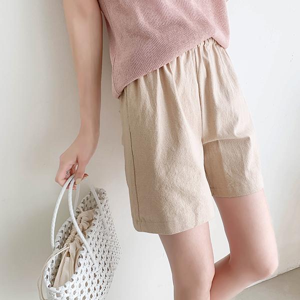 canmart-[매니3부면팬츠 C052016]♡韓國女裝褲