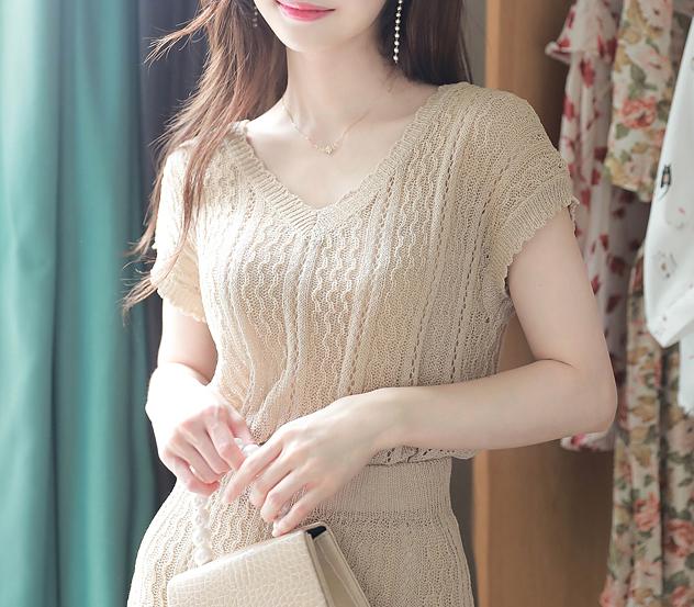 myfiona-(★2종셋트)워너비감성*set/m8737♡韓國女裝套裝