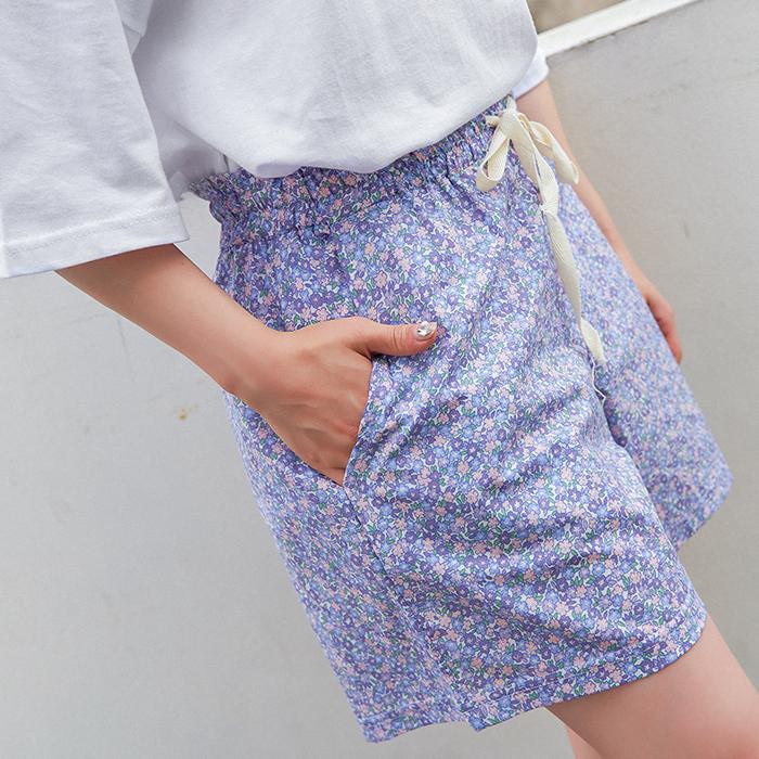 09women-[리버티 반다나 팬츠 Set 50008]♡韓國女裝褲