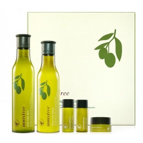 Innisfree 橄欖基本套裝 (到期日: 2020年3月)