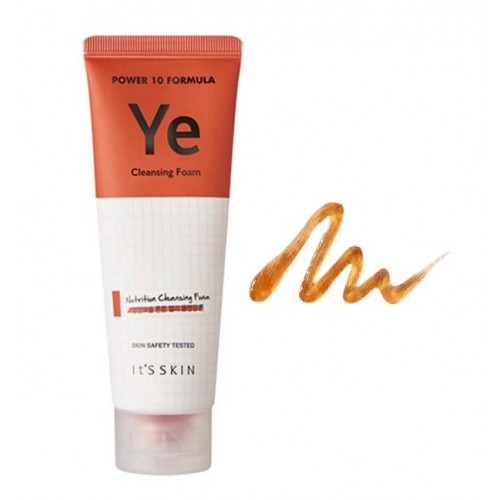 It's Skin Power 10 YE 潔面泡沫 120 ml