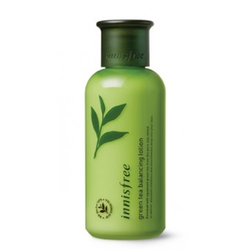 Innisfree 綠茶平衡乳液(混合性皮膚用) 160 ml (到期日: 2019年8月)