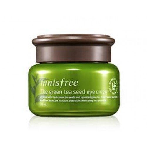 Innisfree 綠茶籽深層保濕眼霜 30ml (到期日: 2018年10月)