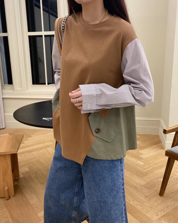 J.CRANE F/W 2021 女裝上衣