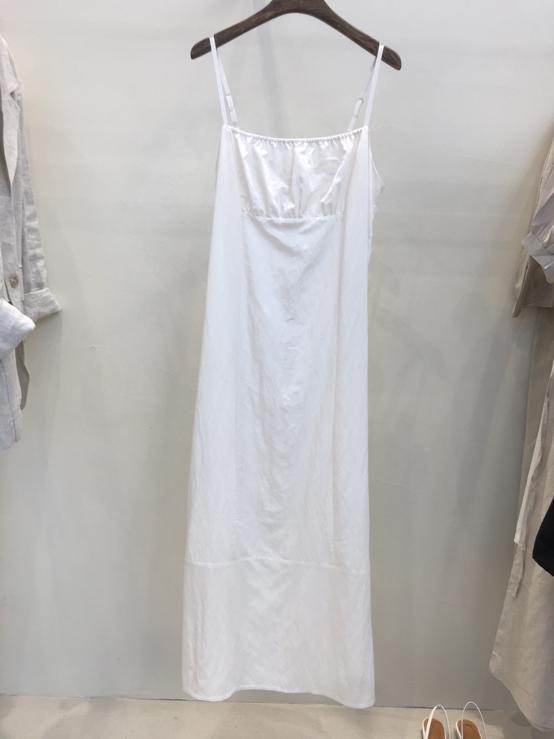 FRANC-S-- 女士吊帶簡潔連衣裙