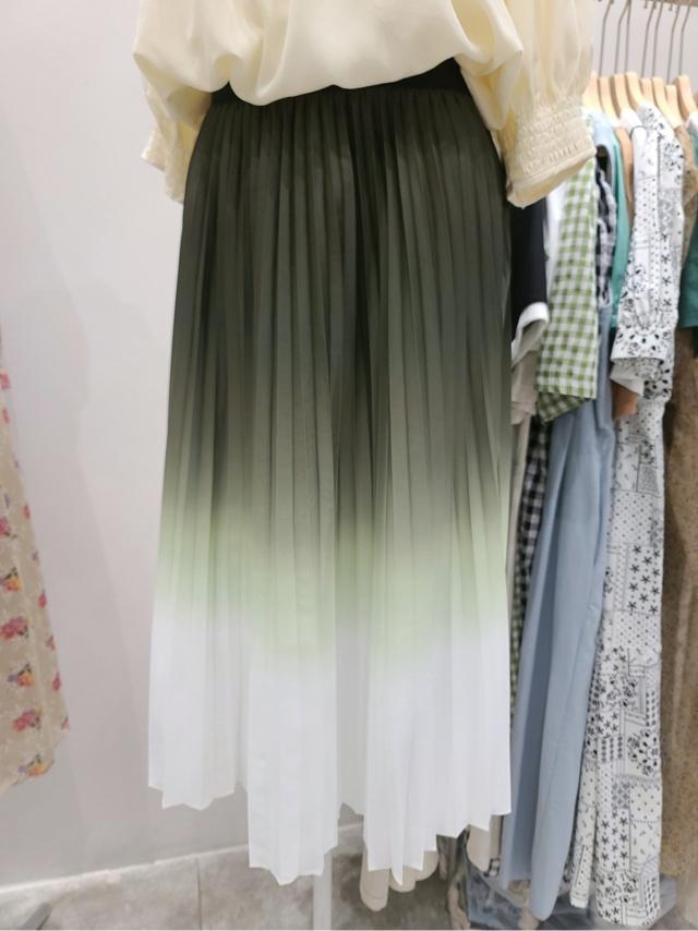 Adorable-U-- 女士休閑百搭時尚超長裙不含其它&