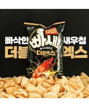 韓國海太雙重蝦米脆蝦片60g