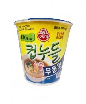韓國不倒翁低卡路里蒟蒻杯麵38.1g (烏冬上湯味)