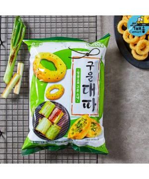 韓國海太烤紫菜洋蔥圈-大蔥味 140g(最佳食用日期 : 2021年9月3日)
