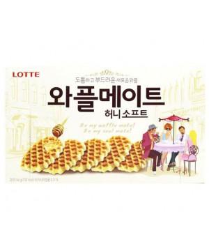 韓國樂天蜂蜜窩夫 144g