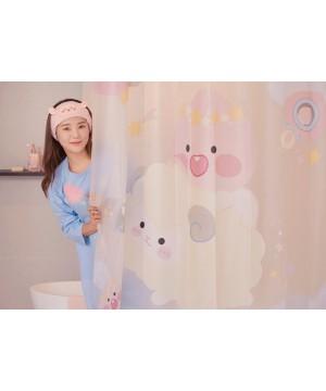 【現貨】Kakao Friends - APEACH 可愛浴簾