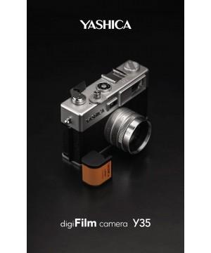 Yashica Y35 復古真菲林數碼化相機