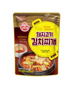 韓國不倒翁豬肉泡菜鍋 480g